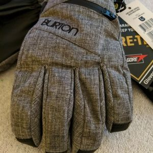 Burton Womens Gore-Tex Snowboard Under Gloves Sm